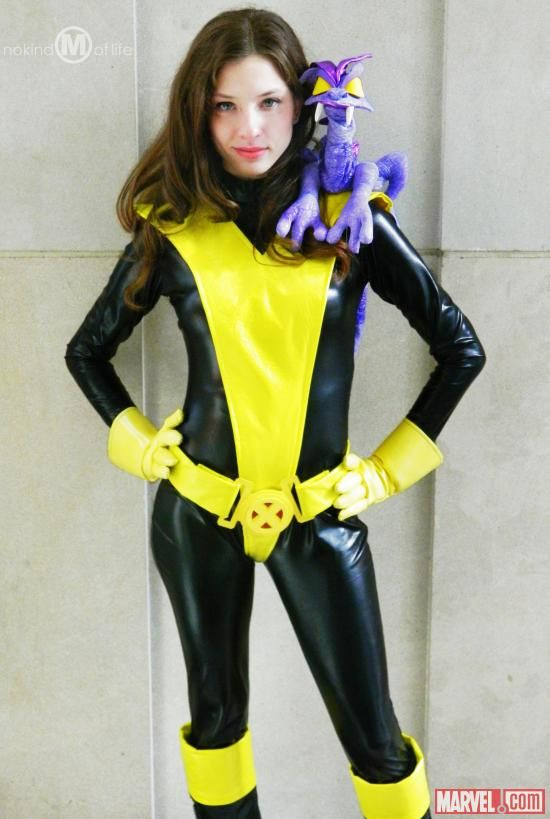 AMAZING Kitty Pryde cosplay, seriously wish I could cosplay like this! [X- MEN]