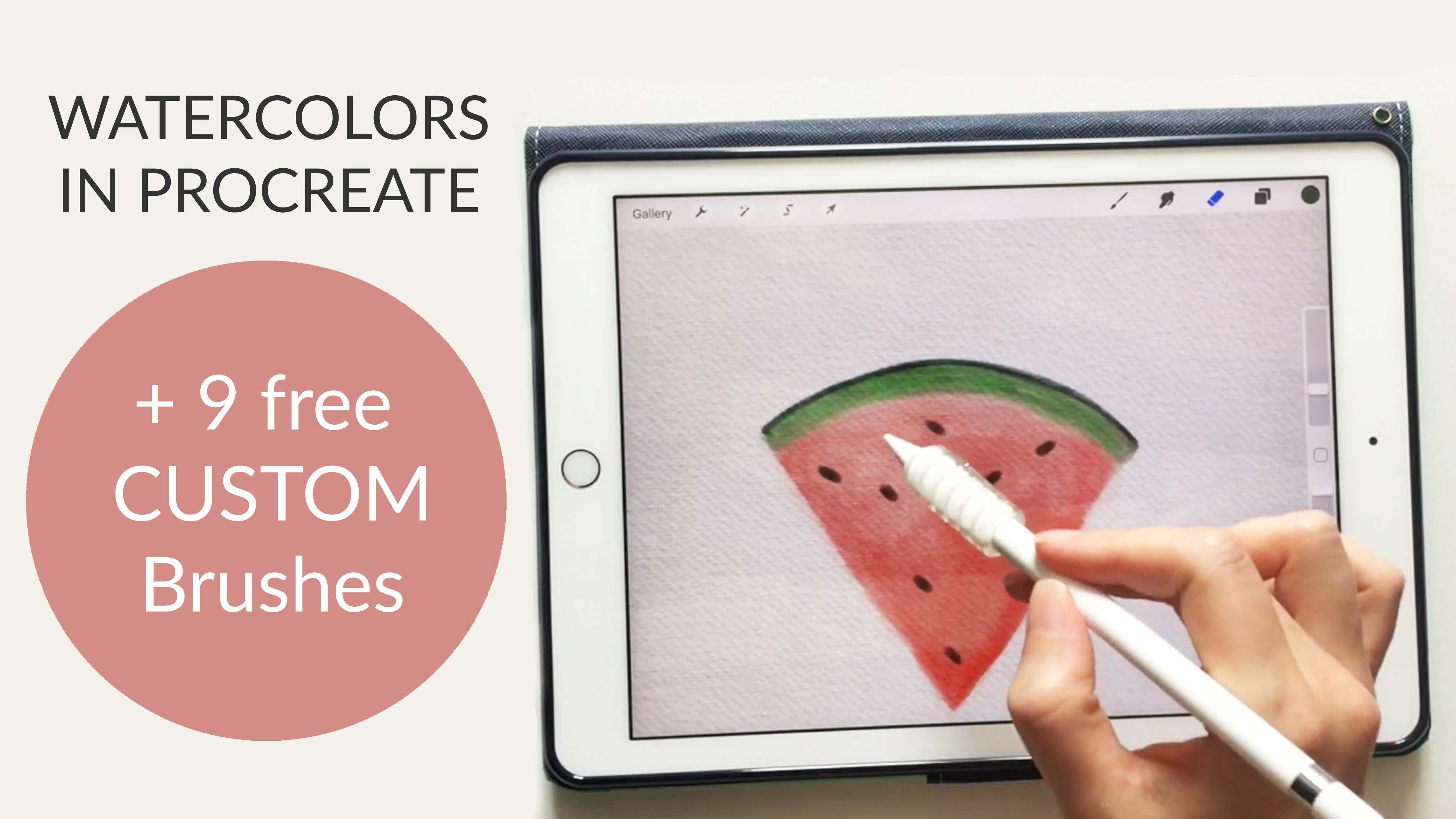 How To Make A Photo Into A Watercolor Painting Watercolor