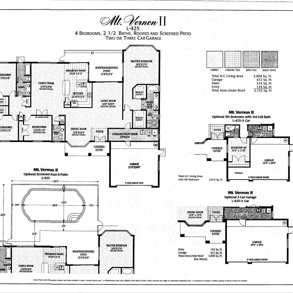 Awesome Orlando Fl Houses For Rent Apartments: Old Maronda Homes Floor Plans