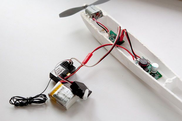 Beginners Guide To Connecting Your Rc Plane Electronic