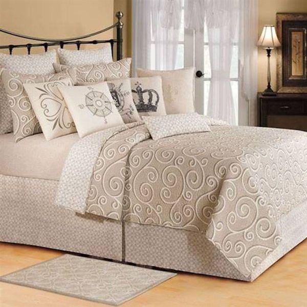 Beiges | Beds & bedding and throw blankets | Pinterest : beige quilt - Adamdwight.com