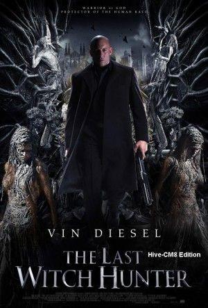 مشاهدة فيلم The Last Witch Hunter 2015 مترجم سينما فور اب The Last Witch Hunter The Last Witch Hunter Movie