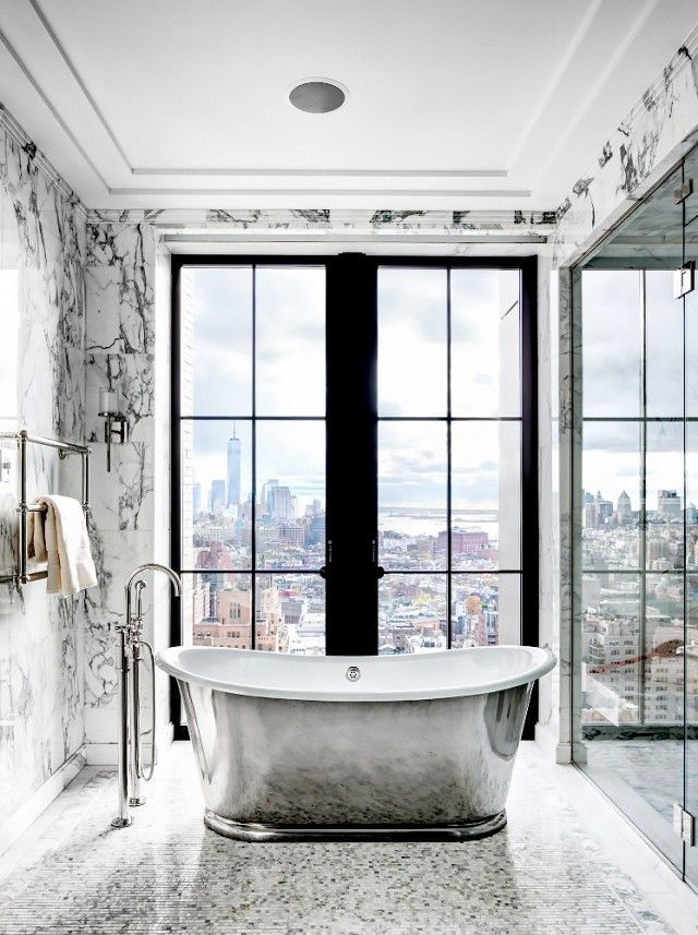 bedroom wall mirrors the dreamiest bathtubs to assuage your instagram envy 10741