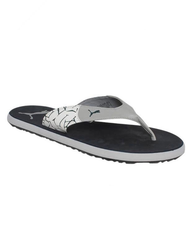 Puma Winglet Ind Grey Slippers
