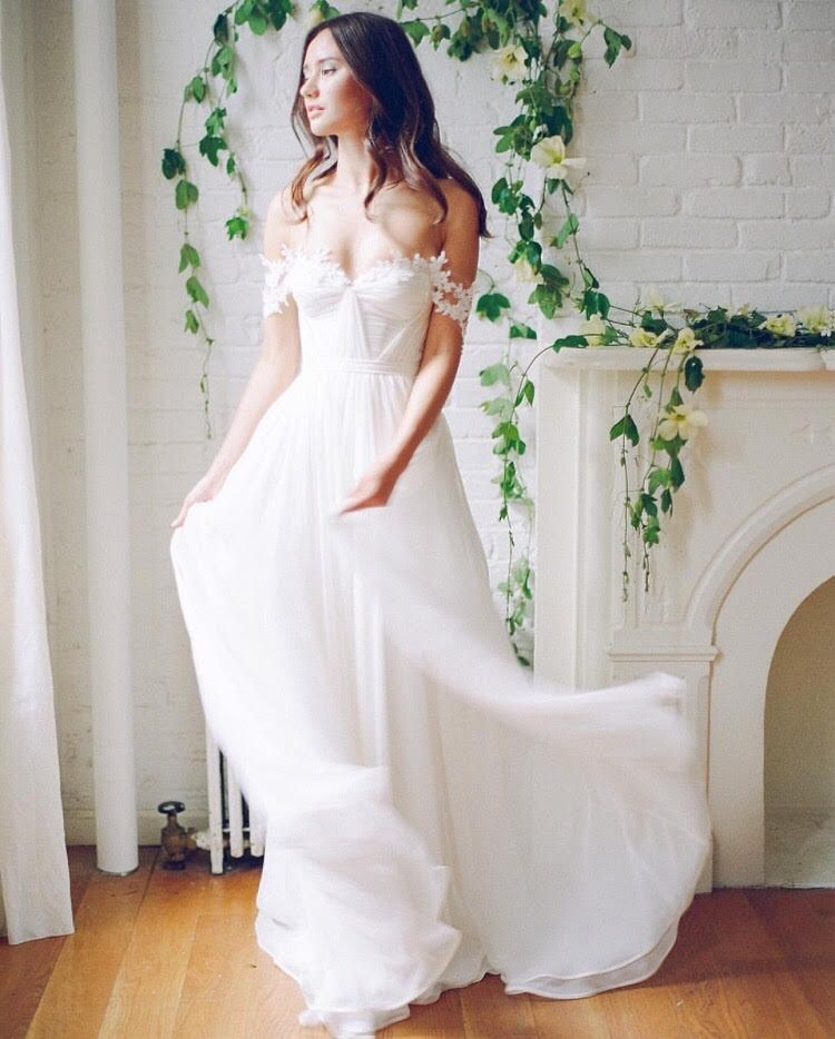 Where To Buy Non Traditional Wedding Dresses: @lovelacebridal Has Wedding Gowns For The Fun, Quirky, Non