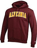 Champion Alvernia University Crusaders Hooded Sweatshirt