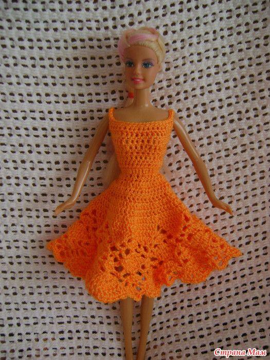 Наряды для куклы Барби: Фото альбомы - Страна Мам | Deko
