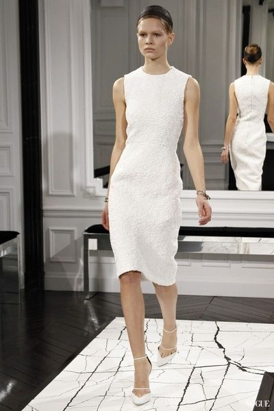 Balenciaga 2013秋冬巴黎時裝週