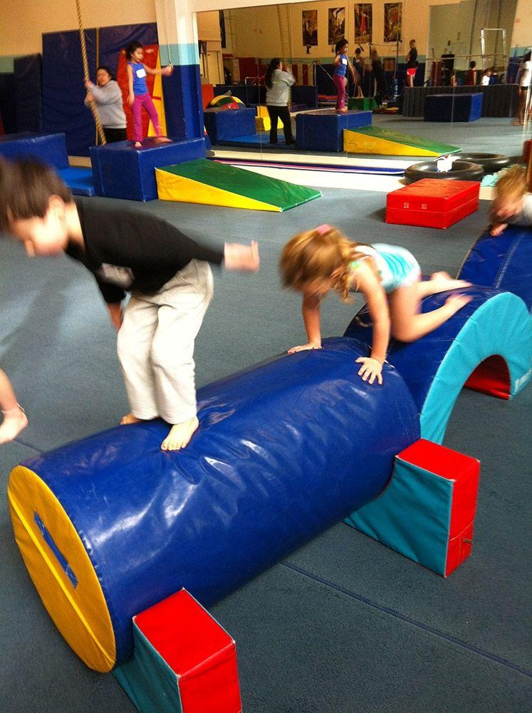 DropIn Programs Gymnastics Toddler gymnastics