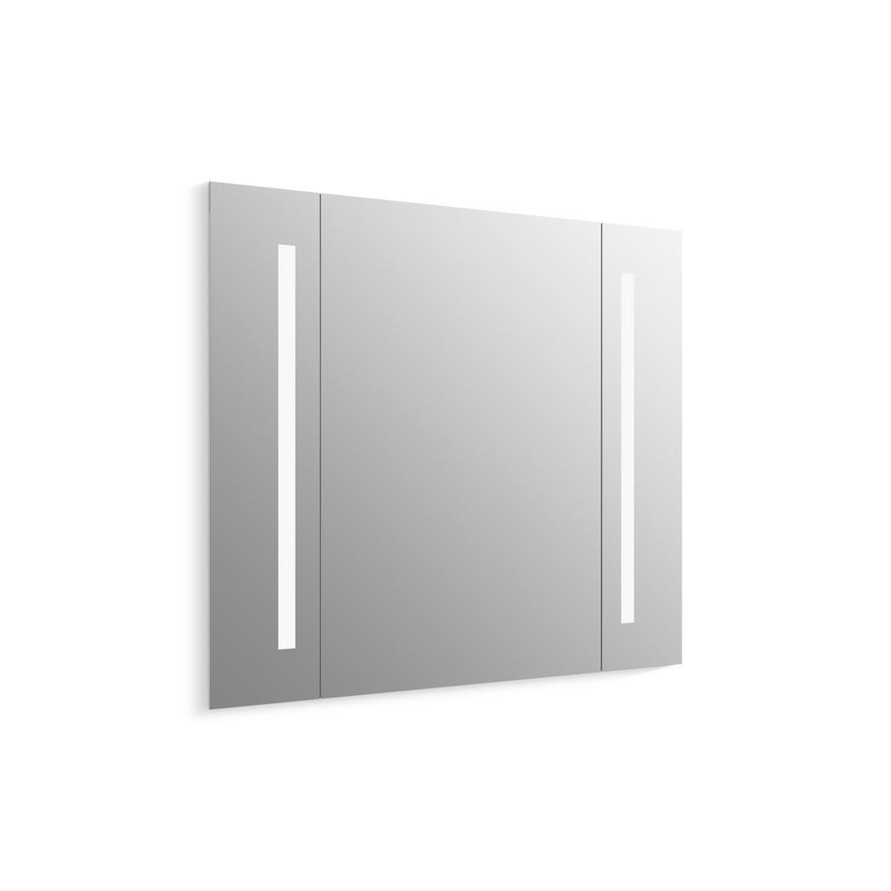 Kohler Verdera 40 In W X 33 In H Frameless Lighted Mirror K
