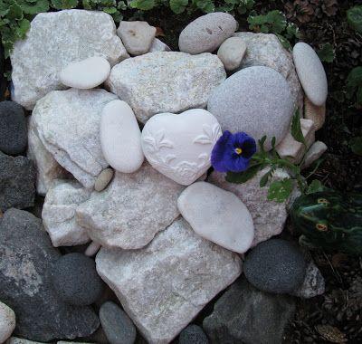 Mamman maailma: pihan kukkia