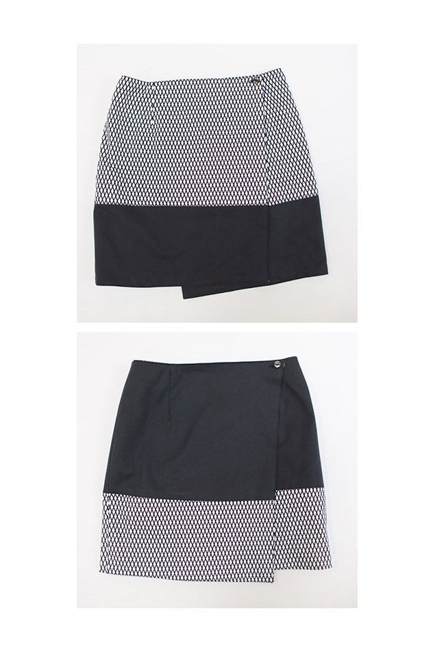 Osaka reversible wrap skirt from Seamwork - make one for Mexico trip ...