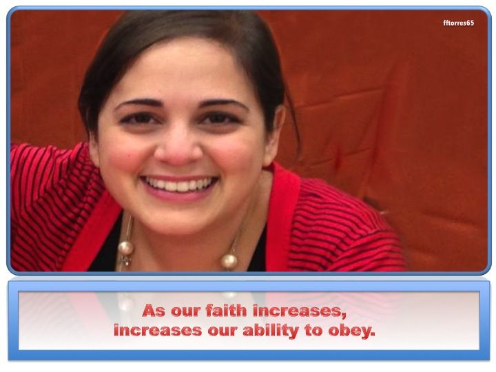 As Our Faith Increases Faith This Is Us Increase