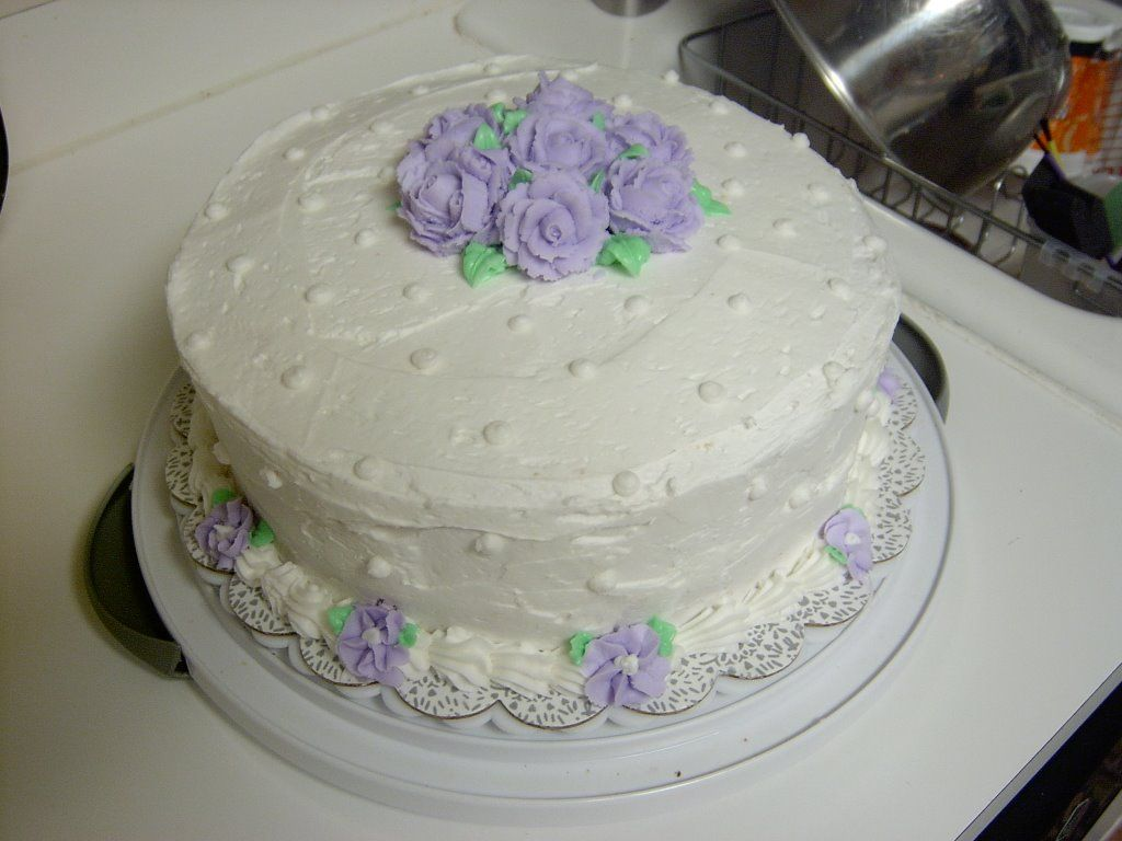 white decorated cake Yahoo Image Search Results Cakes