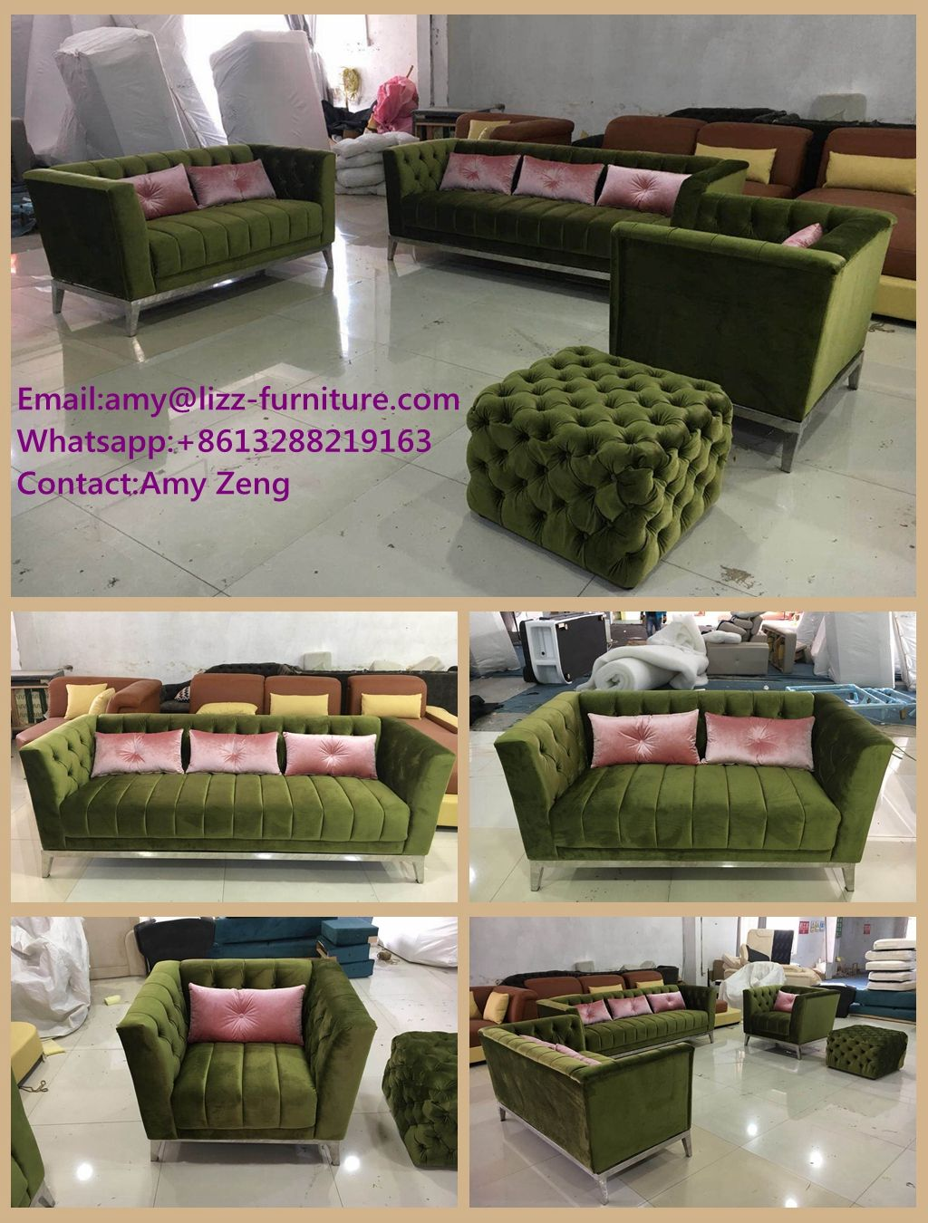 Lizz Furniture 2019 New Design Fabric Sofa Set Lf820 We Will Take It To 2019 Malaysian International Fur Furniture Bedroom Furniture Sets Wood Furniture Design