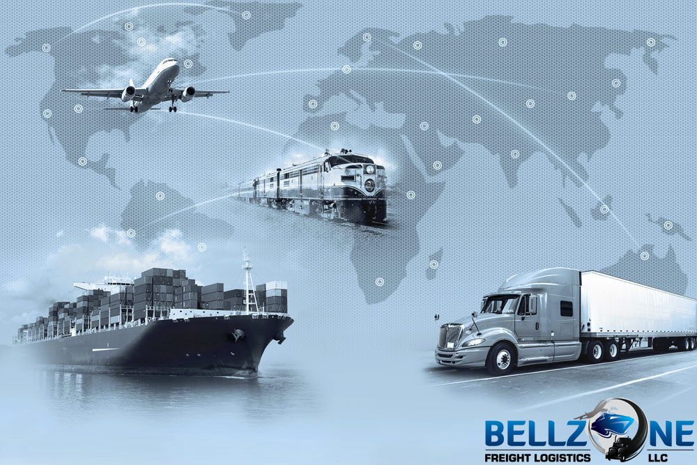 Bellzone Freight Logistics offers a wide range of import