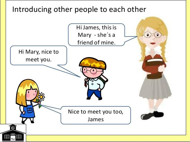 Pengertian Dan Contoh Introducing Other Dalam Bahasa Inggris Dan Artinya Nice To Meet Website