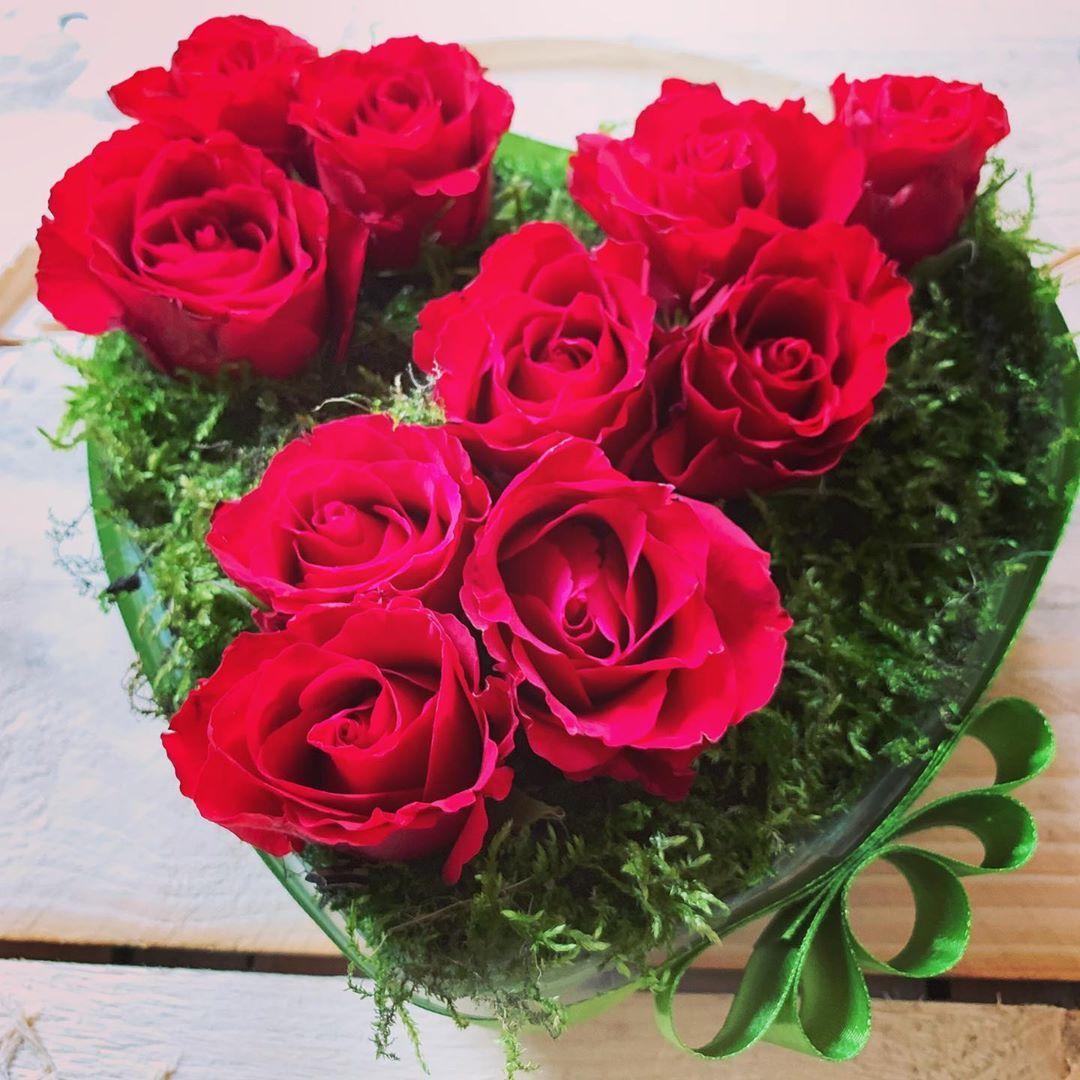 Walentynki Czary Mary Krakow Milosc Love Radosc Walentynki2020 Kwiaty Prezenty Flowers Fl