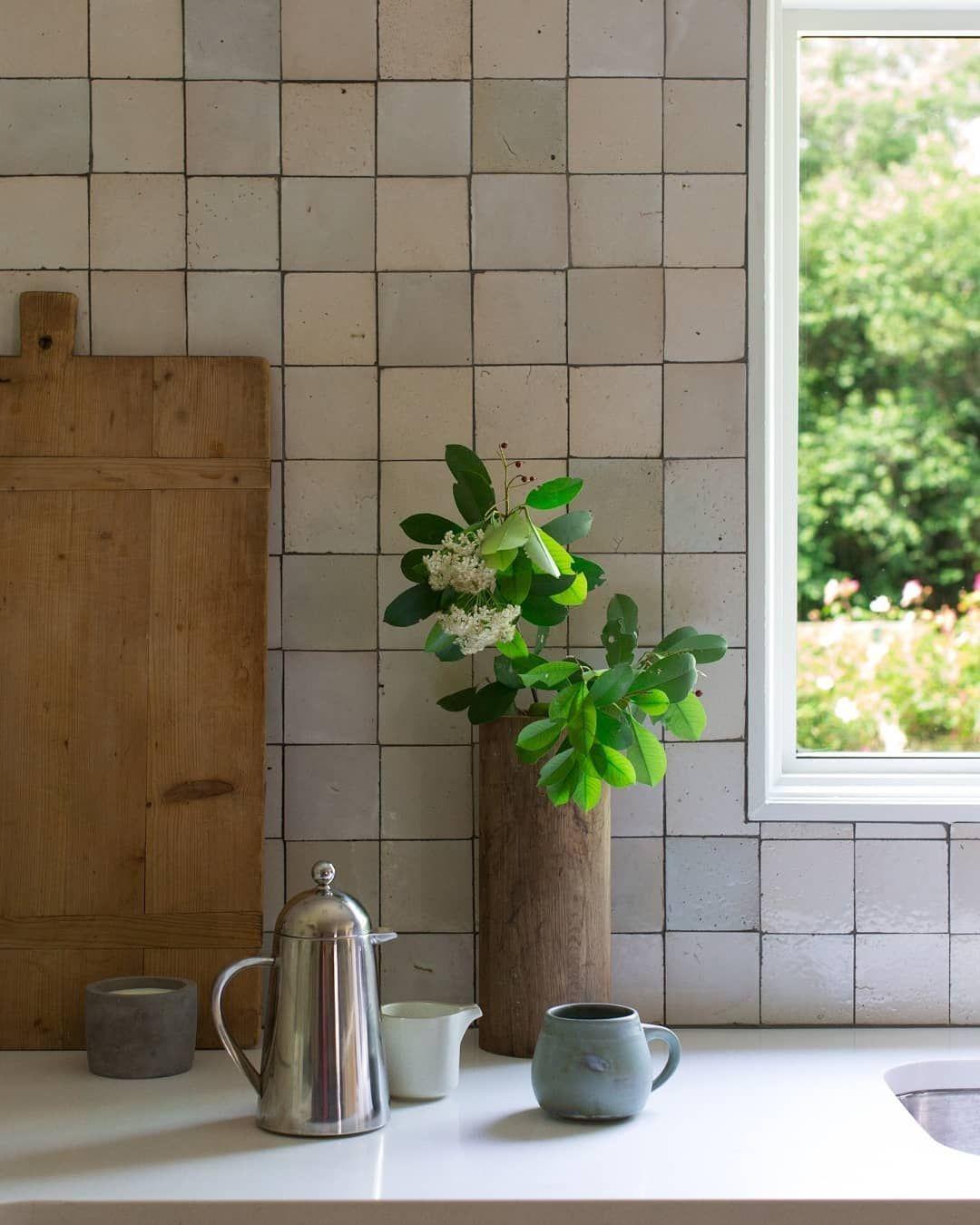 cle tile on instagram morning light
