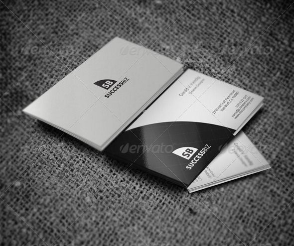 Attractive business card fonts logos icons pinterest business attractive business card cheaphphosting Image collections