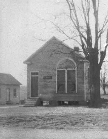 Duke Library, Prince Frederick, Maryland ... circa 1930-1939