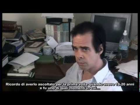 ▶ Nick Cave - The South Bank Show (Documentario su vita e carriera SUB ITA) - YouTube