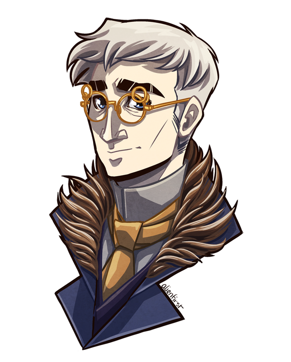"Amanda Lien on Twitter: ""#CriticalRole's 50th episode is TOMORROW, so here's a Percy I did for a commission example. #criticalrolefanart https://t.co/pDnNxM5TGq"""