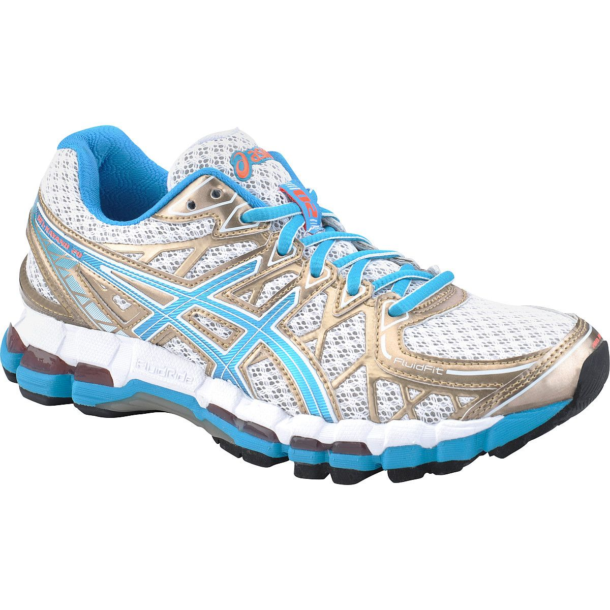 In love with my ASICS Women's GEL-Kayano 20 Running Shoes -  SportsAuthority.com