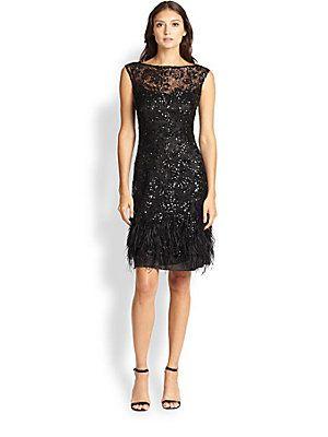 Saks Fifth Avenue Designer Evening Dresses