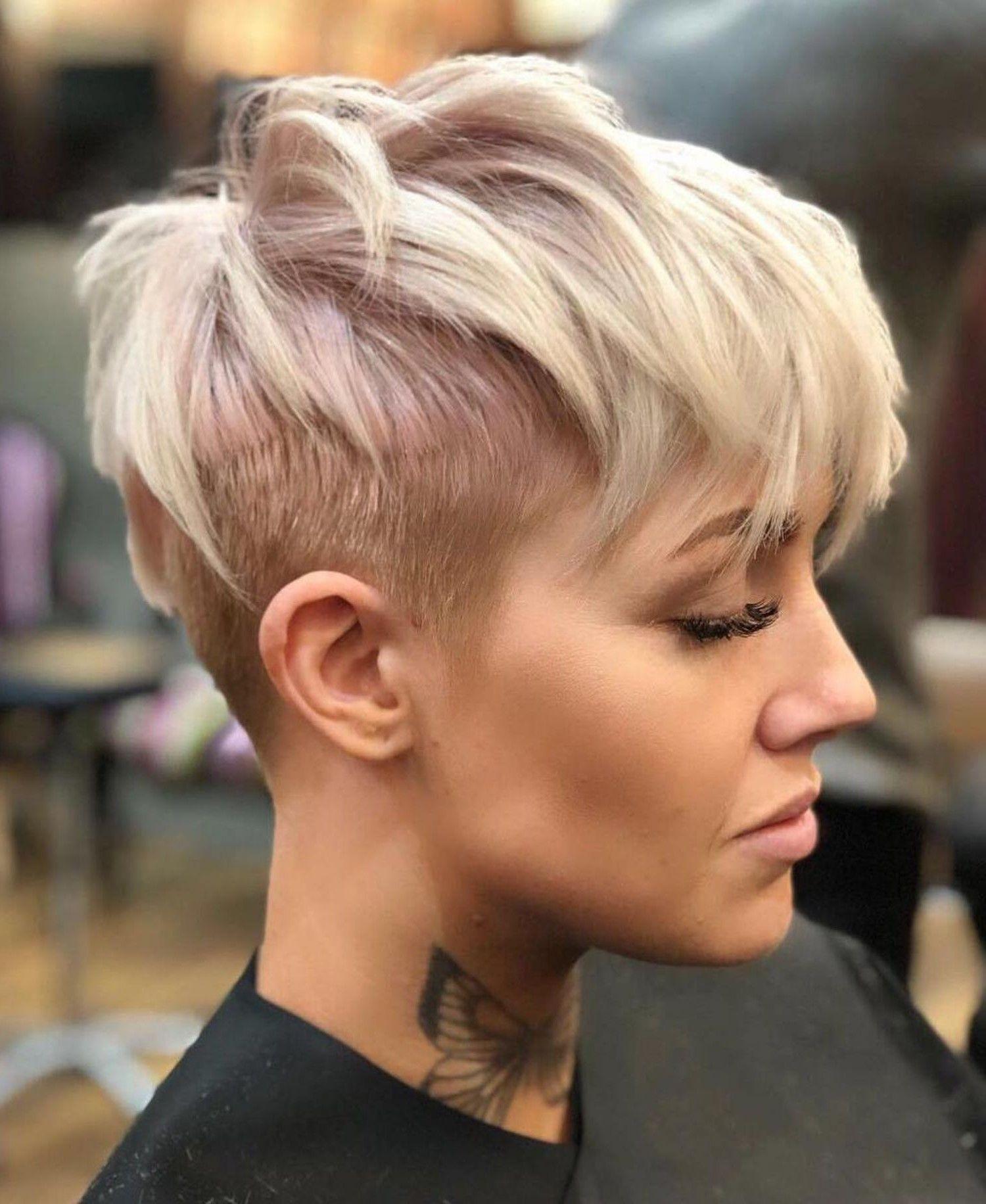 35+ Modele coiffure courte 2019 idees en 2021