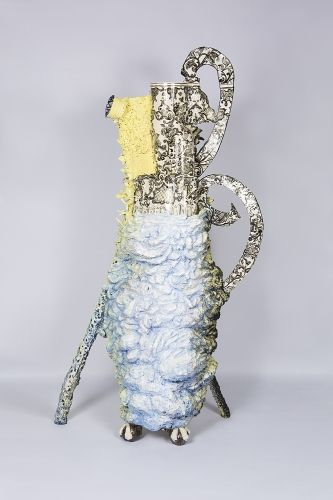 Augarten Fetish Sculpture - Francesca DiMattio - Salon 94