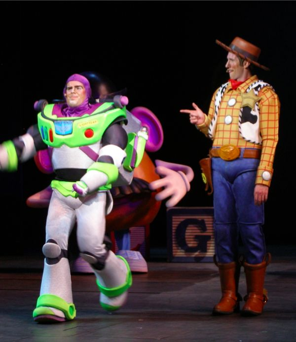 Toy Story The Musical : Toy story the musical on disney wonder cruise