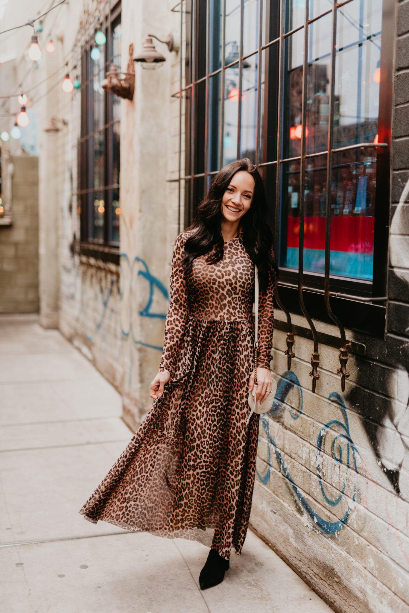 29++ Leopard maxi dress ideas in 2021