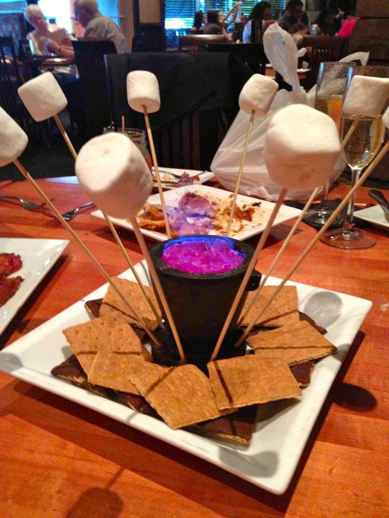 Campfire S'Mores - centerpieces or outside endeavour ...
