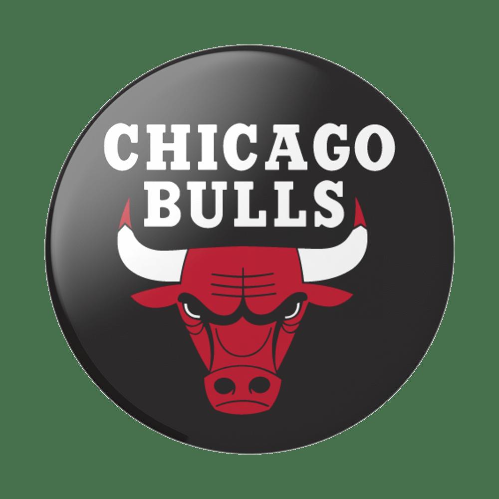 Popsockets Popgrip Chicago Bulls Logo Swappable Phone Grip Chicago Bulls Chicago Popsockets