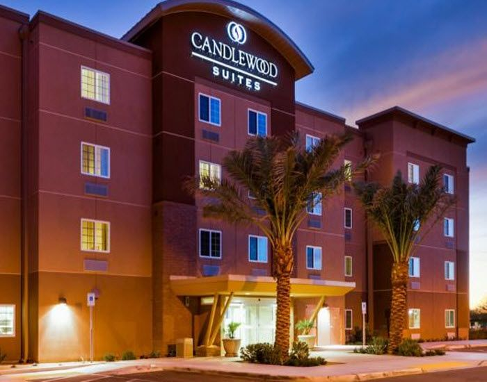 Candlewood Suites Tucson Comfort And Convenience With Spacious