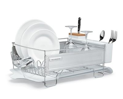 Stainless Steel Dish Rack Large Houses Diy Dish