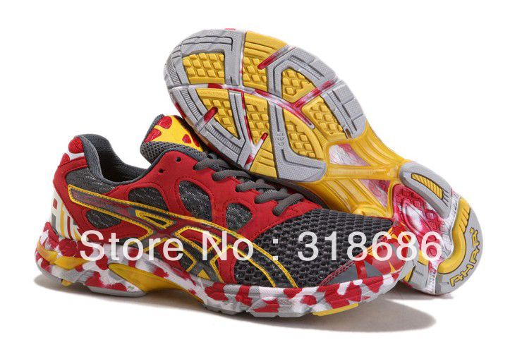 7a5317ee069f Buy Men s athletic running shoes Gel noosa TRI 7 Sneakers Sports Shoes New  Design with Tag