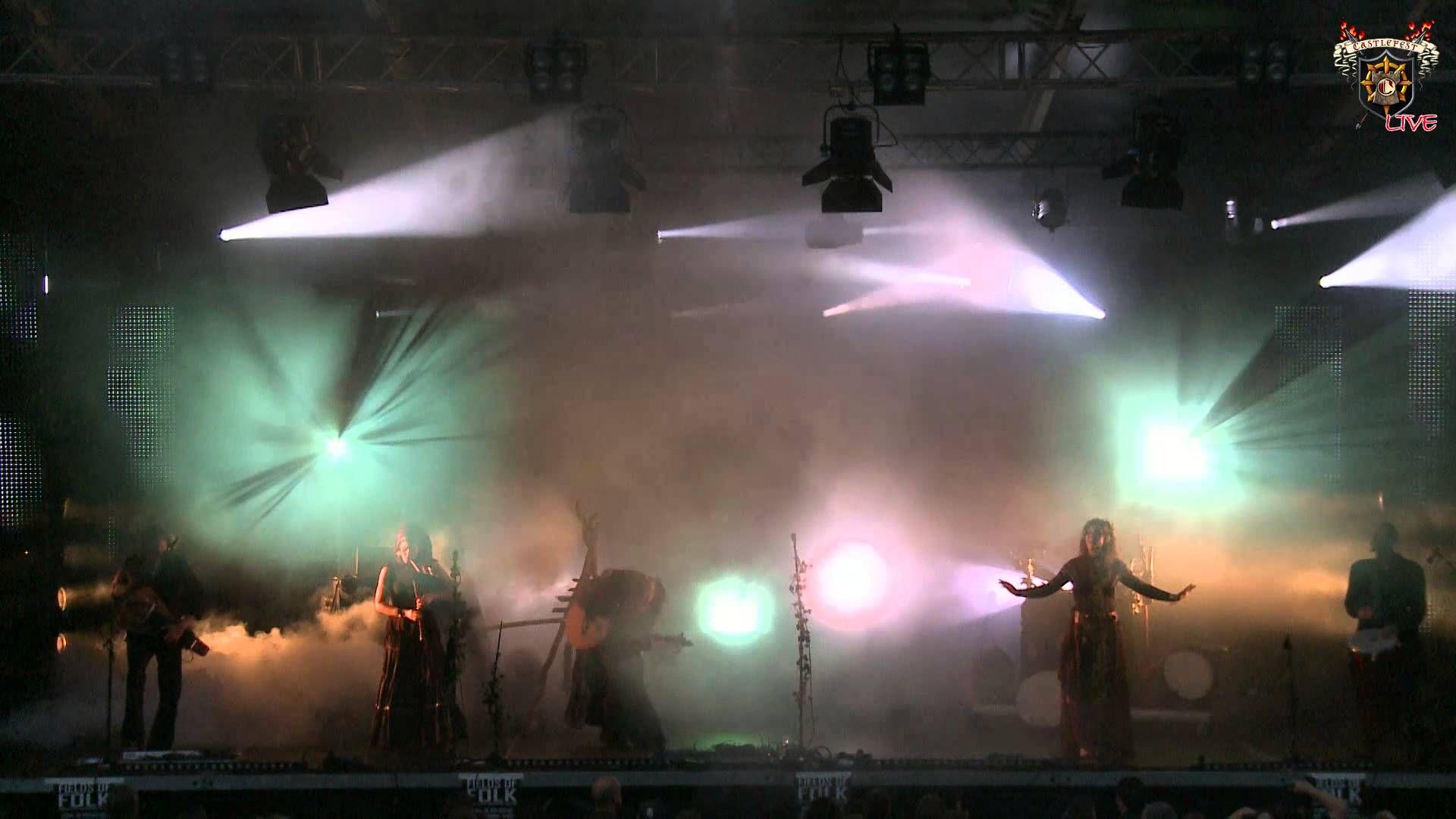 Faun Zeitgeist Castlefest 2014 Musik, Mittelalter