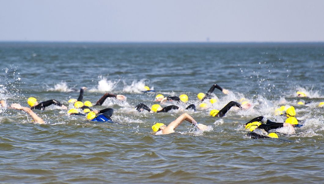 Olympic triathlon halved in Tokyo? Or rather, the addition