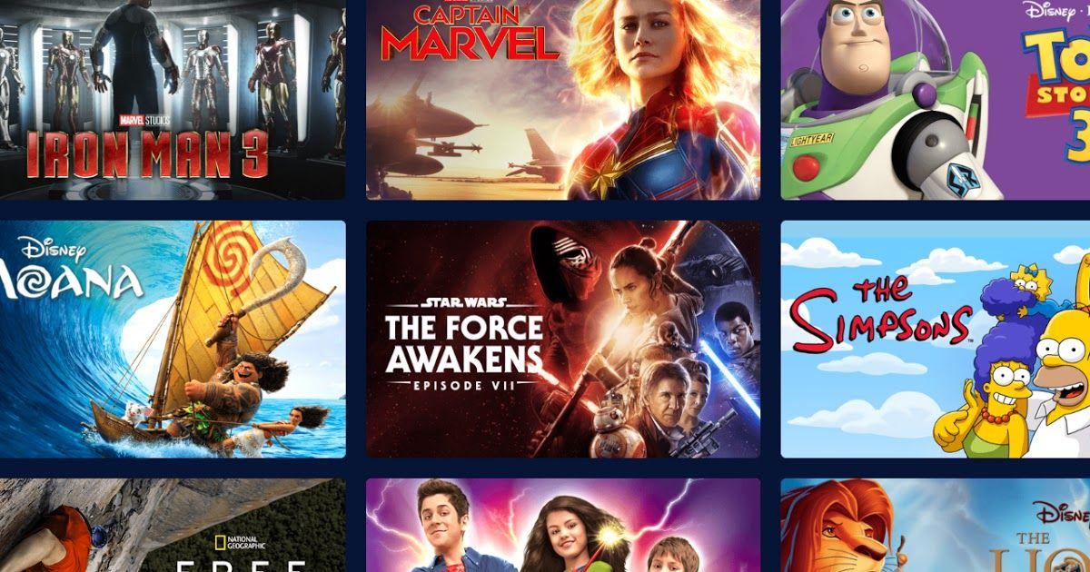 Disney Plus One Month Free di 2020