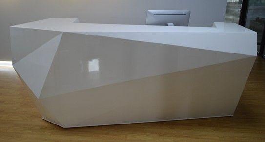 Cheap madera recepci n mostrador mostrador mesa de dise o para recepci n 2355 compro calidad - Disenos de mostradores ...