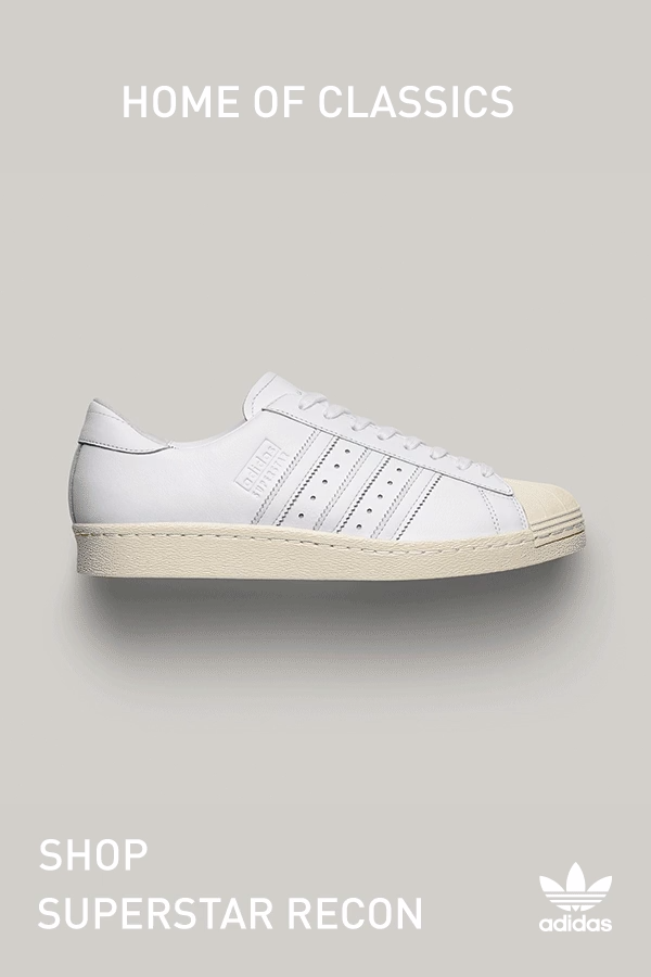 Watch this: We make the shoes, you make the meaning. Shop Home of Classics: timeless white leather sneakers and new iconic designs from adidas Originals. in 2019 | Adidas sneakers, Sneakers fashion