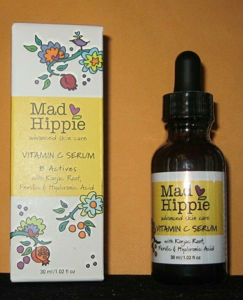 Mad Hippie Vitamin C Serum 8 Activesskin Care Products 1 02 Fl Oz Vitamin C Serums Ideas Of Vitamin C Seru Mad Hippie Vitamin C Serum Advanced Skin Care
