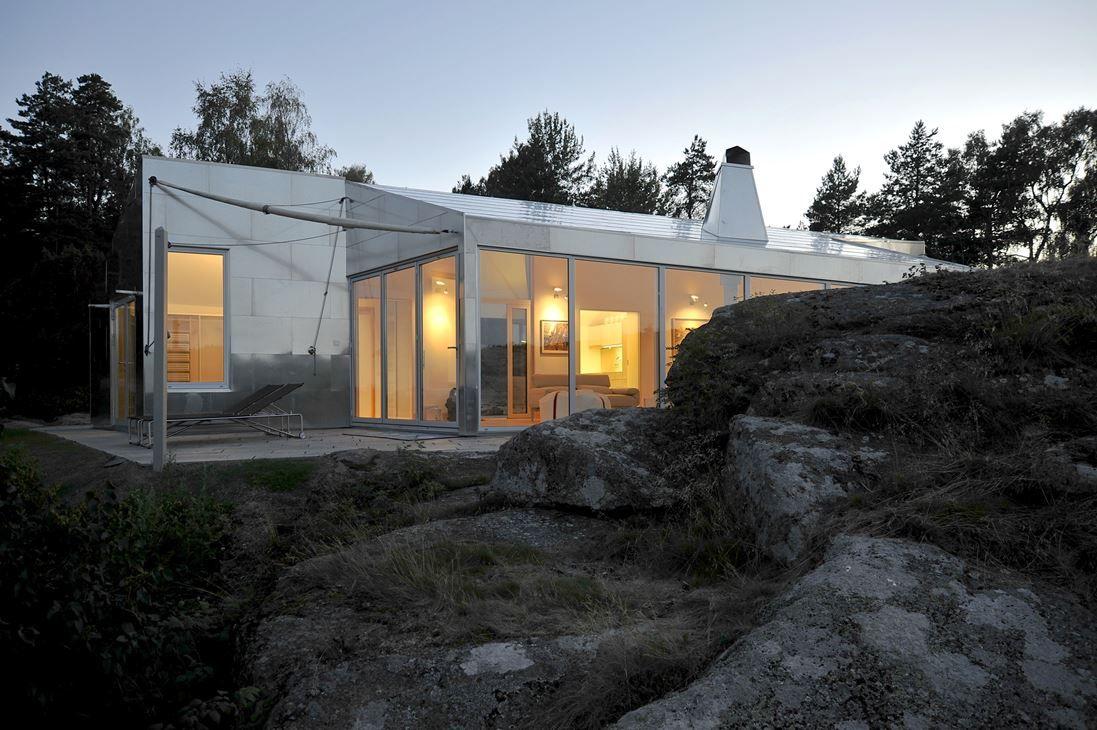 Aluminium Cabin - Picture gallery