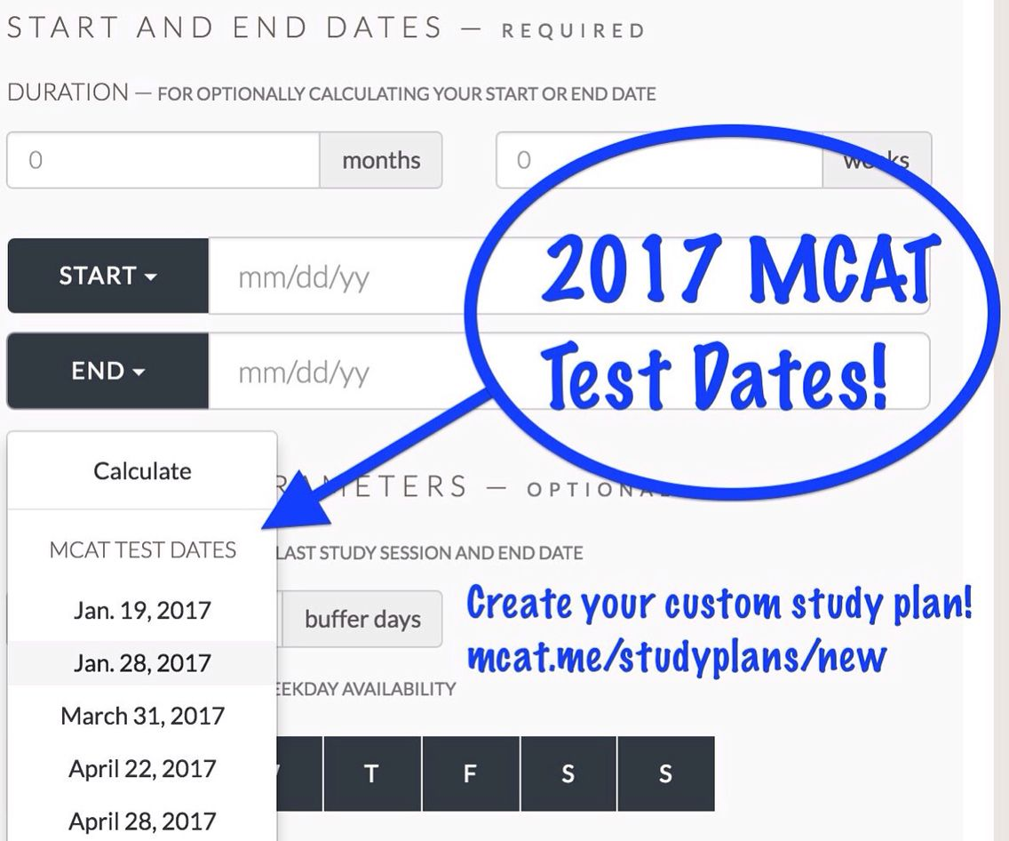 new features added to mcat me build study plan templates create a custom study plan for mcat 2017 mcat