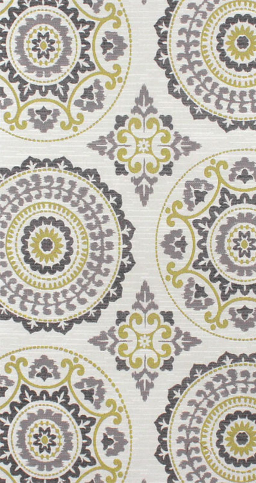 Richloom Susannah Graphite Fabric