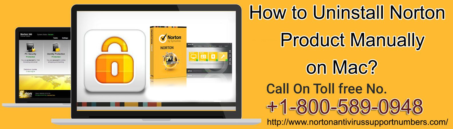 How to Uninstall Norton Product Manually on Mac?   Norton
