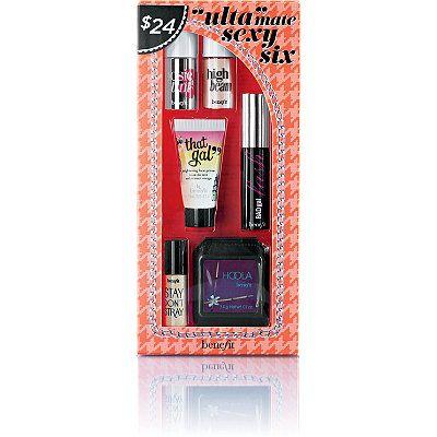 benefit cosmeticssexy six starter kit 24  benefit