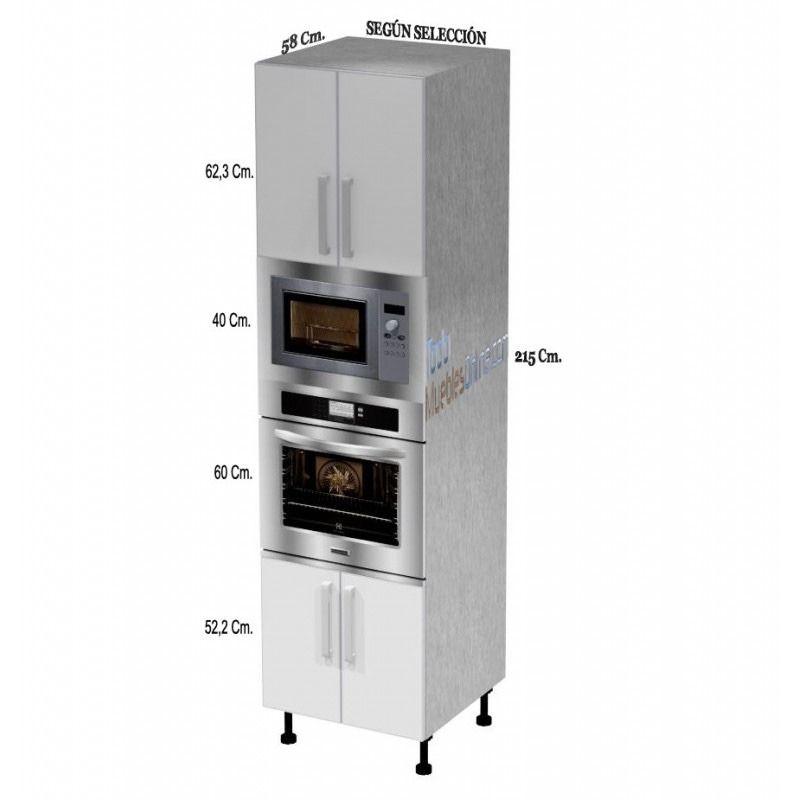 Muebles para hornos empotrables saferbrowser yahoo image for Muebles de cocina para microondas